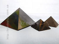 Пирамида шунгитовая, для автомобиля, 50 гр.