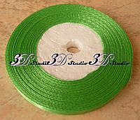 Лента атласная цвет №52 шириной 0,6 см