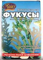 ФУКУС Беломорские водоросли дробленые, 100г