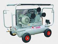 СБ4/С-90.V90 Компрессор передвижной с электроприводом AIRCAST