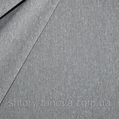 Рогожка для обивки бино серый/розовый/бордо
