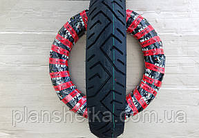 Шины на скутер 120/80 -16 бескамерная шоссе шестислойная