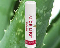 Гигиеническая помада с Алоэ Вера,маслом Жожоба и пчелиным воском--Алое Липс.Форевер,США