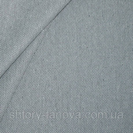 Рогожка для обивки бино серый/черный