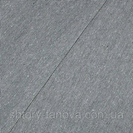 Рогожка для обивки бино св.серый/графит