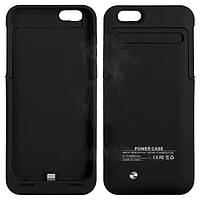Чехол-батарея iPhone 6 - POWER CASE (3500 mAh), черный