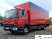 Автостекло Mercedes Atego/Axor