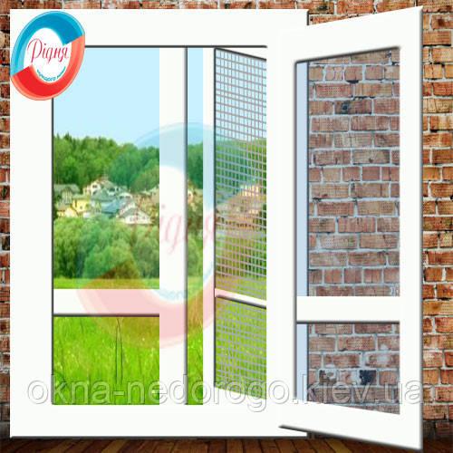 Противомоскитная сетка на дверь