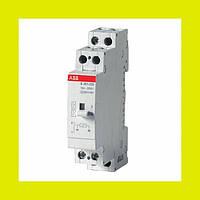 Реле импульсное электромеханическое ABB E 251-230 230B 16A 1HO