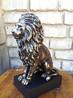 Статуэтка Veronese Лев 22 см 76813A4