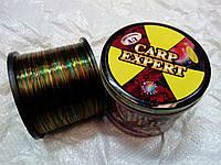 Леска Carp Expert 0,40 Boilie Special 1000м multicolor (18,7кг) Оригинал радуга