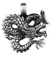 Талисман Дракона (олово)