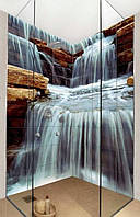 Керамическая плитка водопад