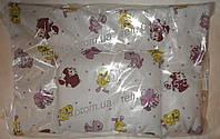 Подушка цветная для малышей в кроватку от -0 мес