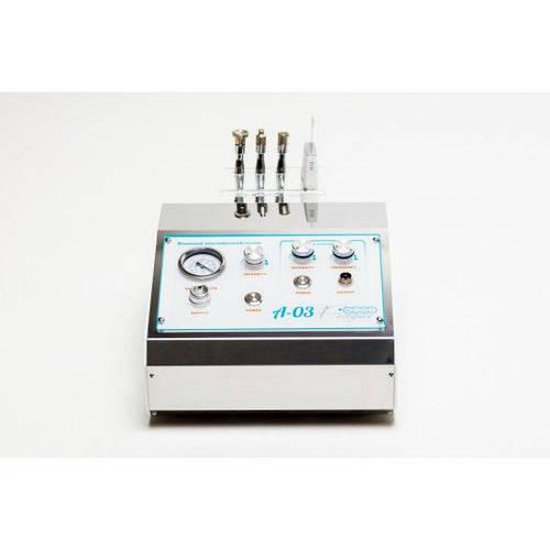 Аппарат алмазной микродермабразии + УЗ-скрабер
