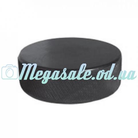 Шайба хоккейная малая: 6х1,8см, вес 65г, резина - MegaSale в Одессе
