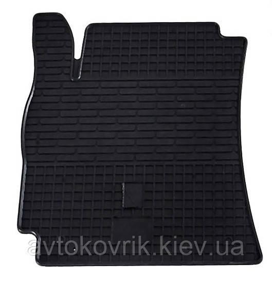 Резиновый водительский коврик в салон Geely GC6 2014- (Stingray)