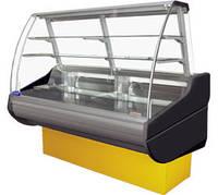 Кондитерская холодильная витрина Belluno-К РОСС.  Холодильное оборудование для магазинов