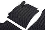 Резиновые передние коврики в салон Geely MK 2006-2014 (STINGRAY), фото 4