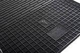 Резиновые передние коврики в салон Geely MK 2006-2014 (STINGRAY), фото 6