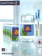 Комплект для напитков Luminarc Aime Melys Azur Luminarc J9119