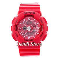 Часы G-Shock GA-110 Baby-G Red