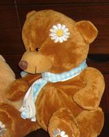 """Мягкая игрушка JY6103 """"мишка с шарфом"""" 28 см"""