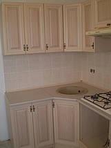 Кухня Оля Люкс шимо МДФ, фото 3