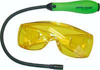 Ультрафиолетовая лампа для определения утечек+очки Mastercool