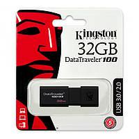 USB 3.0 флеш 32ГБ Kingston DT100 G3