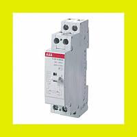 Реле импульсное промежуточное ABB E 259 16-10/230 230B AC 16A 1HO