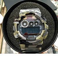 Часы наручные G-SHOCK GA-100 NEW, спортивные часы, механические, женские часы, мужские, наручные часы Касио