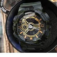 Часы нанучные G-SHOCK GA-100, спортивные часы, механические, женские часы, мужские, наручные часы Касио, кварц