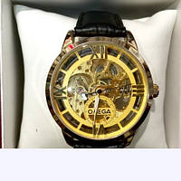 Мужские наручные часы Omega Gold, женские часы, механические часы, наручные часы, кварцевые часы Омега