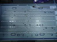 """Светодиодная подсветка телевизора LG 42"""" от LC420DUH (V14 Slim DRT Rev0.6 1 R1-Type, V14 Slim DRT Rev0.6 1 L), фото 1"""