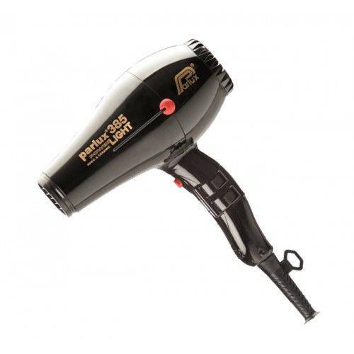 Фен для волос Parlux 385 Ceramic & Ionic Power Light черный