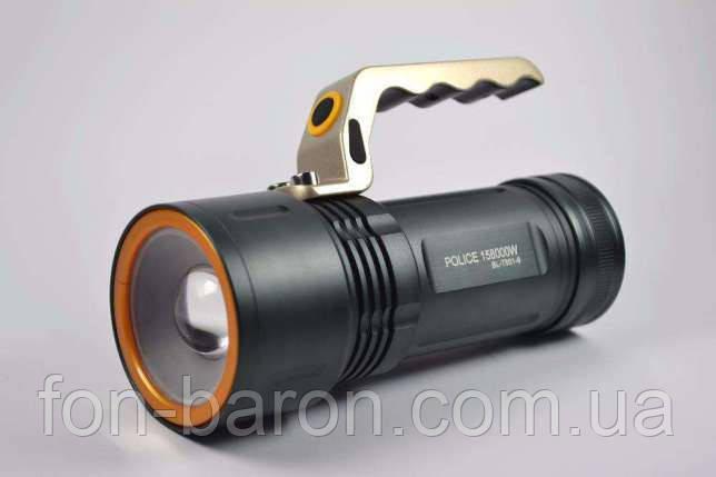 Фонарь-прожектор Police BL-T801-9 - фото 1