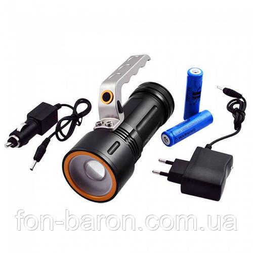 Фонарь-прожектор Police BL-T801-9 - фото 5