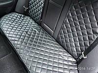 Накидки на сиденья автомобиля (задние, AVторитет, экокожа), фото 1