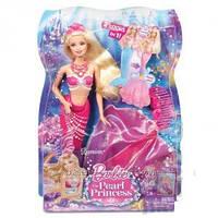 Жемчужная принцесса Барби. Очень красивая русалочка.