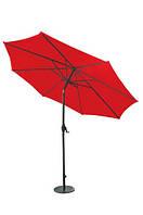 Зонт садовый, пляжный 3 м, алюминий