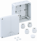 Abox 100 - L Розподільча коробка (140х140х79) IP 54/65  sp81091001