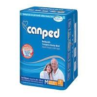 Подгузники для взрослых Canped medium, размер M 30шт/уп