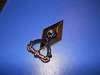 Ручка KT01 на планке медь, фото 1