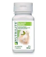 NUTRILITE Чеснок 120 таблеток антиоксидант,для иммунитета,разжижает кровь