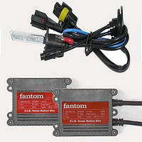 Комплект ксенона FANTOM Slim 35W HB3 (9005) 6000K