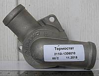 Термостат ВАЗ 2110,12,14,15 выпуск с 2003 г. (с инжекторным двигателем) (пр-во ПРАМО, г.Ставрово)