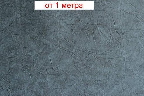 Искусственная кожа, серый кожзаменитель, дермантин для обивки дверей, диванов, табуреток, мягких уголков, фото 2