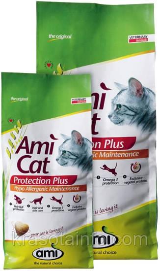 AMI Cat веганский корм для кошек 1 кг