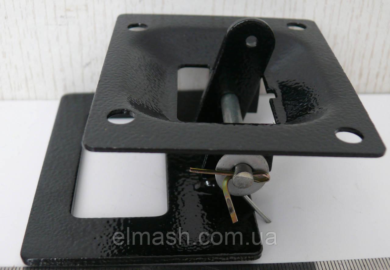 Ручка двери ГАЗ 2705 отъезной внутренняя железная (в сборе)  (пр-во Россия)